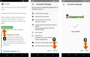 mobile की call recording sune in hindi