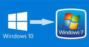 Format किये बिना Window 10 को Window 7 जैसे कैसे बनाये