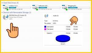 Copyright CD या DVD से कंप्यूटर में Data कैसे Copy करे