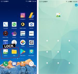 किसी भी Android Mobile का Gallery lock कैसे तोडे