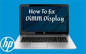 लैपटॉप का Dimm Display कैसे Repair Kare