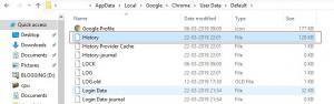 Chrome Se history Kaise Recover Kare