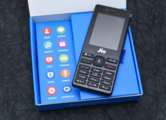 Jio mobile Phone 1500