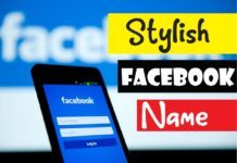 1000+Stylish Name for fb | Facebook font Collection