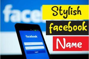 Stylish Facebook Profile Names List