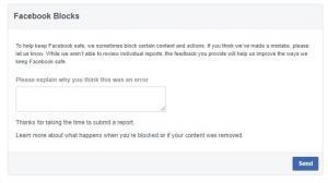 Facebook Unblock