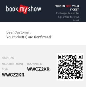 Mobile से Movies Ticket Booking कैसे करे