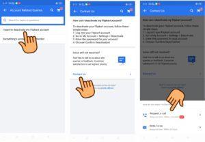 Flipkart Customer Care and Contact number