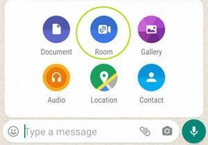 Whatsapp messanger Room