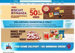 Lockdown Main Ghar Baithe Online Grocery (Kirana) kaise Order Kare