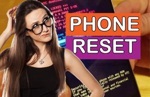 फोन रिसेट कैसे करें | Phone Ko Reset Kaise Kare in hindi